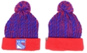 Authentic NHL Headwear Women's New York Rangers Iconic Ace Knit Hat