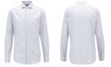 Hugo Boss BOSS Men's Slim Fit Checked Twill Cotton Shirt