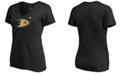 Majestic Women's Anaheim Ducks Primary Logo T-Shirt