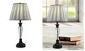 Dale Tiffany Vena Crystal Table Lamp