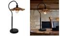 Dale Tiffany Burnt Sienna Table Lamp
