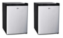 Koolatron 1.7 Cubic Foot AC, DC Heat Pipe Fridge