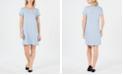 Karen Scott Cotton Seam-Front Dress, Created for Macy's