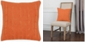 "Rizzy Home 18"" x 18"" Cable Knit Pillow Collection"