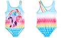 Dreamwave Little Girls 1-Pc. My Little Pony Graphic Swimsuit