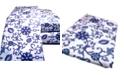 La Rochelle Paisley Flannel Sheet Set Twin