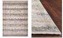 "Kas CLOSEOUT! Papillon Arya 4529 Ivory 2'7"" x 9'10"" Runner Area Rug"