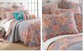 Levtex Home Tivoli Gray Twin Quilt Set