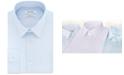 Calvin Klein Calvin Klein Men's Light Slim-Fit Performance Stretch Stripe Dress Shirt