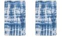 Safavieh Daytona Ivory and Blue 3' x 5' Area Rug