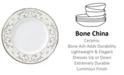 Lenox Dinnerware, Opal Innocence 10th Anniversary Accent Plate