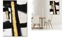 "Courtside Market Divine Streaks II Gallery-Wrapped Canvas Wall Art - 24"" x 36"""