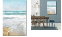 """Courtside Market Serene Coast Left Gallery-Wrapped Canvas Wall Art - 24"""" x 36"""""""