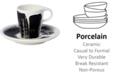 Villeroy & Boch Coffee Passion Awake Espresso Cup & Saucer Set