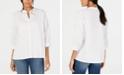 Eileen Fisher Organic Cotton Shirt, Regular & Petite