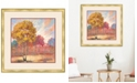 "Melissa Van Hise Tree Line II Framed Giclee Wall Art - 29"" x 29"" x 2"""