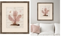 "Melissa Van Hise Gorgone Ancien II Framed Giclee Wall Art - 27"" x 31"" x 2"""