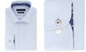 Tommy Hilfiger Men's Slim-Fit THFlex Supima® Stretch Non-Iron Solid/Floral Dress Shirt