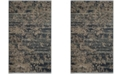 Safavieh Vintage Gray and Ivory 3' x 5' Area Rug