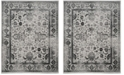 Safavieh Adirondack Gray and Black 11' x 15' Area Rug