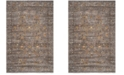 Safavieh Classic Vintage Gray and Gold 3' x 5' Area Rug