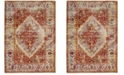 Safavieh Savannah Orange 4' x 6' Area Rug