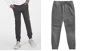Epic Threads Big Boys Moto Knit Jogger Pants, Created for Macy's