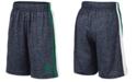 Colosseum Big Boys Notre Dame Fighting Irish Team Stripe Shorts