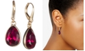 DKNY Crystal Teardrop Earrings, Created for Macy's