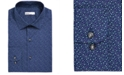 Bar III Men's Slim-Fit Performance Stretch Scattered Dot Dress Shirt, Created for Macy's