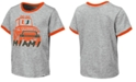 Colosseum Toddlers Miami Hurricanes Monster Truck T-Shirt