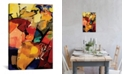"""iCanvas """"Ram"""" By Kim Parker Gallery-Wrapped Canvas Print - 26"""" x 18"""" x 0.75"""""""