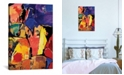 """iCanvas """"Arles"""" By Kim Parker Gallery-Wrapped Canvas Print - 26"""" x 18"""" x 0.75"""""""