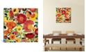 """iCanvas """"Garden Of Love"""" By Kim Parker Gallery-Wrapped Canvas Print - 26"""" x 26"""" x 0.75"""""""