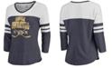 Authentic NHL Apparel Women's Nashville Predators Line Shirt Long Sleeve T-Shirt