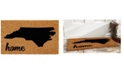 "Home & More North Carolina 18"" x 30"" Coir/Vinyl Doormat"