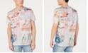 GUESS Men's Summer Nights Graphic T-Shirt
