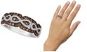 Le Vian Chocolatier® Diamond Infinity Ring (5/8 ct. t.w.) in 14k White Gold