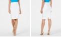 Thalia Sodi Denim Pencil Skirt, Created for Macy's