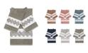Linum Home Turkish Cotton Noah 3-Pc. Embellished Towel Set