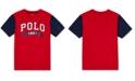 Polo Ralph Lauren Big Boys Americana Jersey T-Shirt