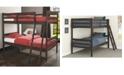 Donco Kids Econo Ranch Bunk Bed
