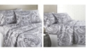 Southshore Fine Linens Pure Melody Classic Paisley Sheet Set, Full
