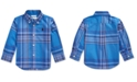 Polo Ralph Lauren Baby Boys Plaid Cotton Poplin Shirt