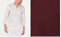 INC International Concepts INC Men's Kurt Non-Iron Shirt, Created for Macy's