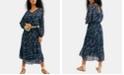Free People Wallflower Midi Dress