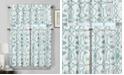 Duck River Textile Dawn Kitchen Curtain Set