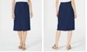 Alfred Dunner Classic Pull-On Skirt