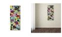 """Trademark Global Carrie Schmitt 'Rising Toward The Sun' Canvas Art - 10"""" x 24"""""""