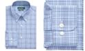 Ralph Lauren Men's Classic-Fit No-Iron Glen Plaid Dress Shirt